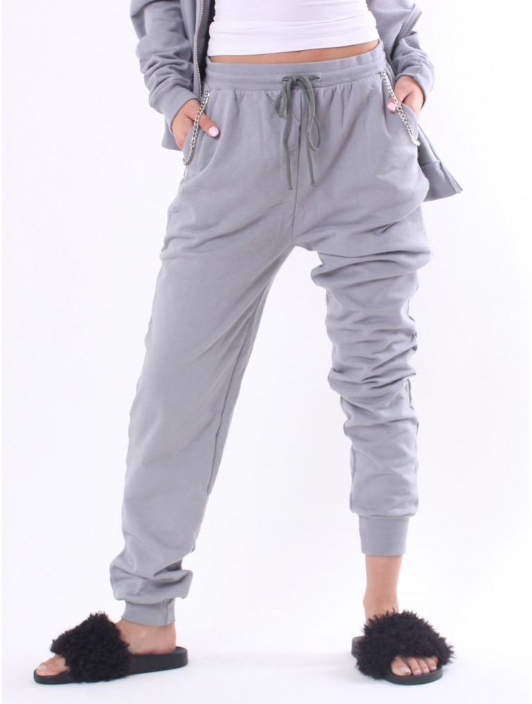Dakota Chain Sweatpant
