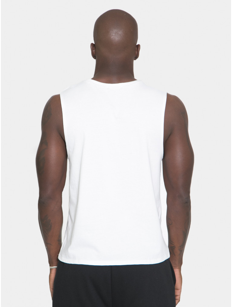 Michael Muscle Tee with Eagle