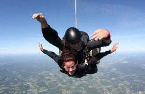 A First Person Skydiving Experience: What To Expect