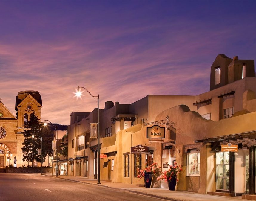 Need to Relax? Visit Santa Fe, NM